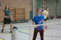 Instuif badminton