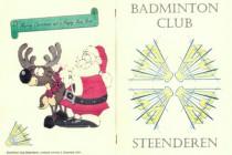 Clubblad 2001-12-kaft