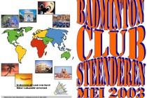Clubblad 2003-05-kaft