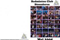 Clubblad 2005-05-kaft