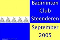 Clubblad 2005-09-kaft
