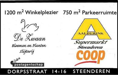 Advertentie Coöp Aalderink Steenderen
