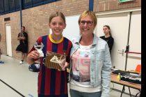Kampioene Eline Veenhuis